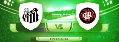 Santos vs CA Paranaense PR – 06-07-2021 22:30 UTC-0