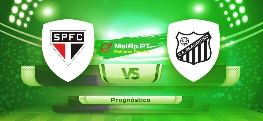 SAO Paulo vs Bragantino-Sp – 04-07-2021 21:15 UTC-0