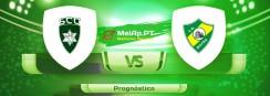 Sc Covilhã vs CD Mafra – 01-08-2021 16:00 UTC-0