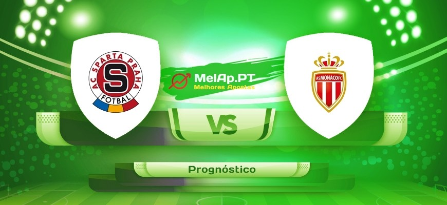 Sparta Praga vs Mónaco – 03-08-2021 17:00 UTC-0