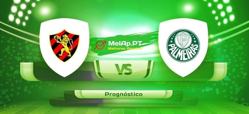 Sport Recife vs Palmeiras – 04-07-2021 19:00 UTC-0