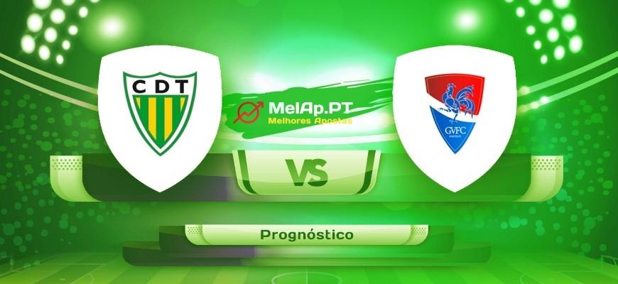 Tondela vs Gil Vicente – 24-07-2021 10:00 UTC-0