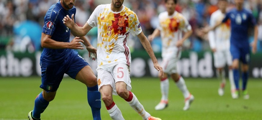 Espanha - Itália, um clássico que será repetido pelo quarto Campeonato Europeu consecutivo: qual é a influência que o pano de fundo tem nas probabilidades de apostas? - Melap.PT