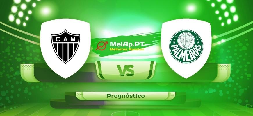 Atletico Mineiro vs Palmeiras – 14-08-2021 22:00 UTC-0
