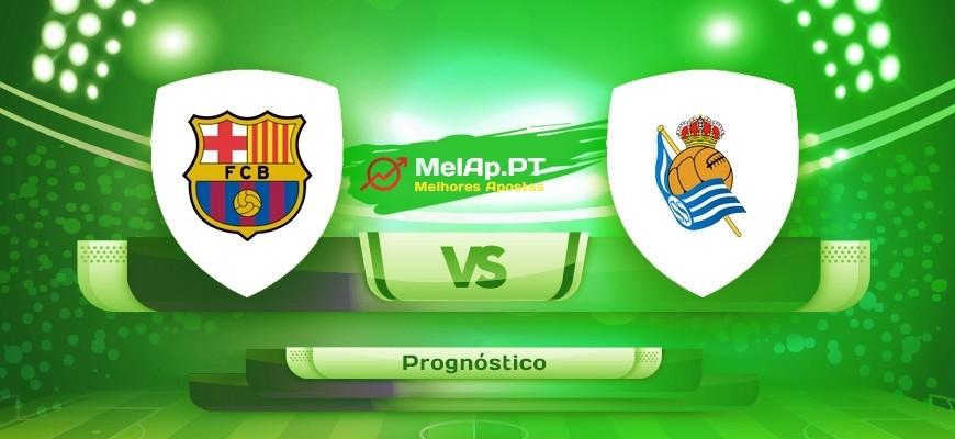 Barcelona vs Real Sociedad – 15-08-2021 18:00 UTC-0