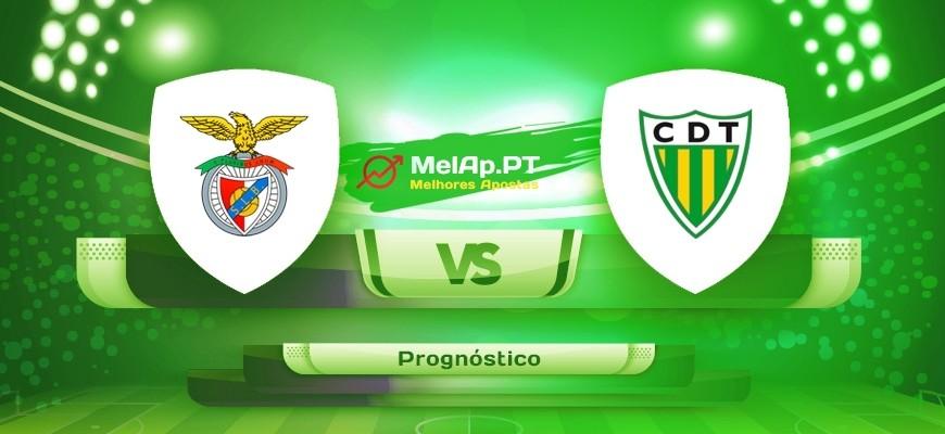 Benfica vs Tondela – 29-08-2021 17:00 UTC-0