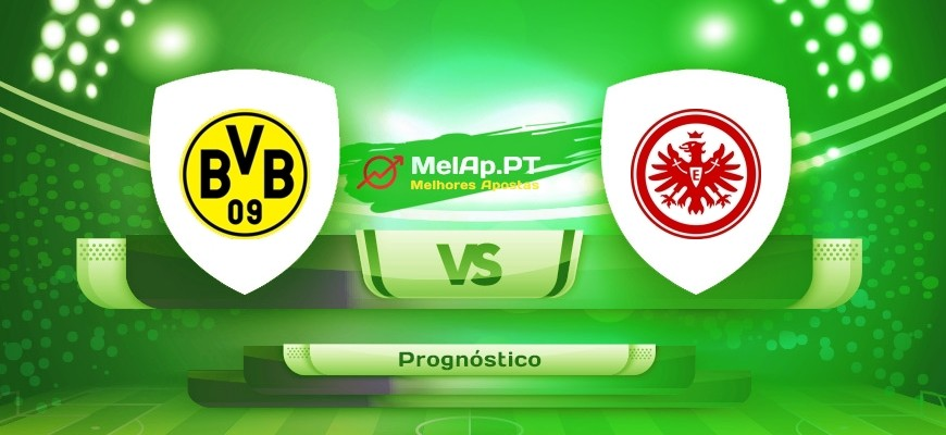 Borussia Dortmund vs Eintracht Frankfurt – 14-08-2021 16:30 UTC-0