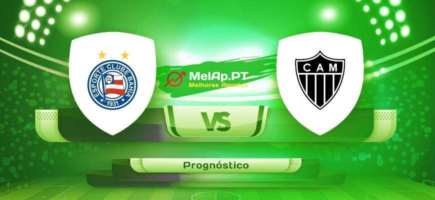 EC Bahia vs Atletico Mineiro – 05-08-2021 00:30 UTC-0