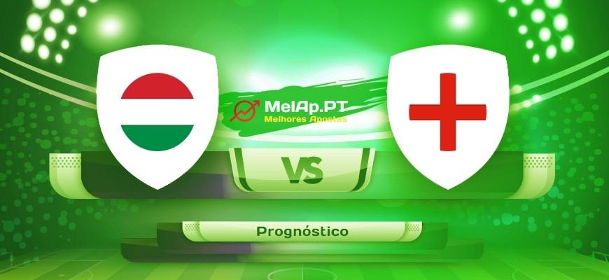 Hungria vs Inglaterra – 02-09-2021 18:45 UTC-0