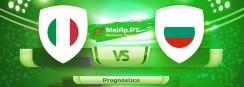 Itália vs Bulgária – 02-09-2021 18:45 UTC-0