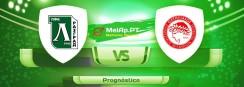 Ludogorets 1945 Razgrad vs Olympiacos – 10-08-2021 18:00 UTC-0