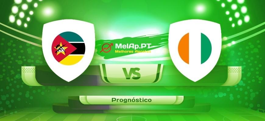Moçambique vs Costa do Marfim – 03-09-2021 13:00 UTC-0