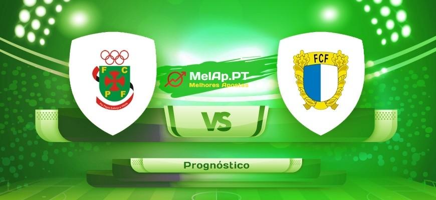 Paços Ferreira vs Famalicão – 08-08-2021 19:30 UTC-0