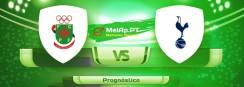 Paços Ferreira vs Tottenham – 19-08-2021 18:30 UTC-0