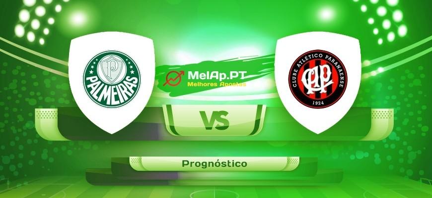 Palmeiras vs CA Paranaense PR – 29-08-2021 00:00 UTC-0