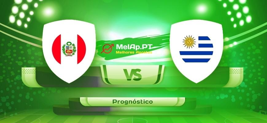 Perú vs Uruguai – 03-09-2021 01:00 UTC-0