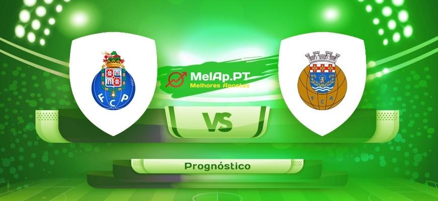Porto vs Arouca – 28-08-2021 17:00 UTC-0