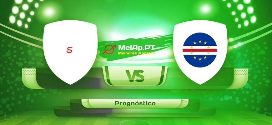 República Centro-Africana vs Cabo Verde – 01-09-2021 13:00 UTC-0