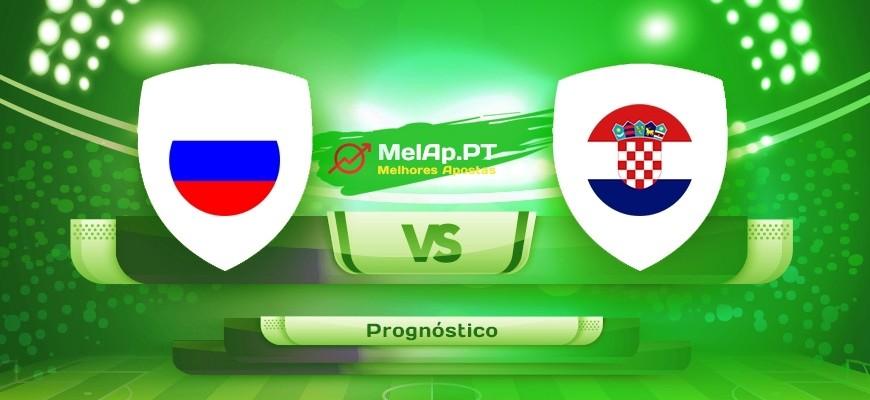Rússia vs Croácia – 01-09-2021 18:45 UTC-0