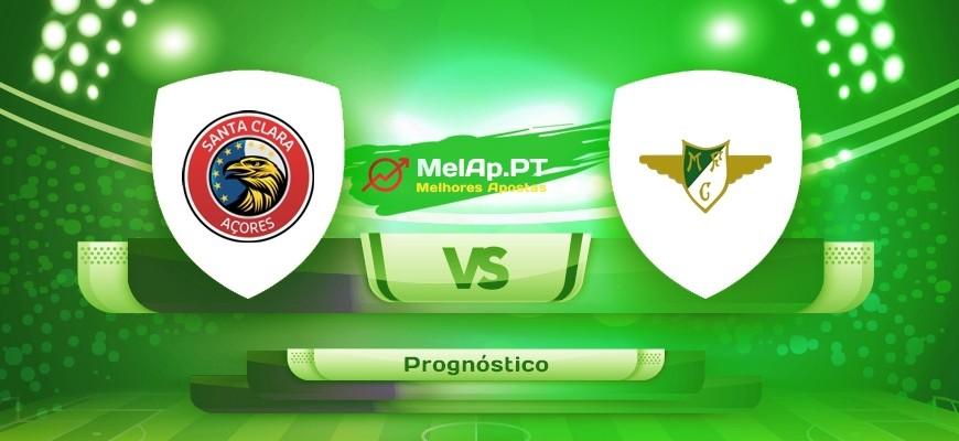 Santa Clara vs Moreirense – 15-08-2021 19:30 UTC-0