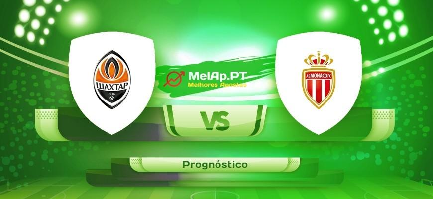 Shakhtar Donetsk vs Mónaco – 25-08-2021 19:00 UTC-0