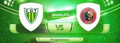 Tondela vs Santa Clara – 08-08-2021 14:30 UTC-0