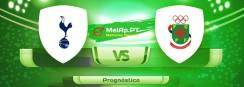 Tottenham vs Paços Ferreira – 26-08-2021 18:45 UTC-0