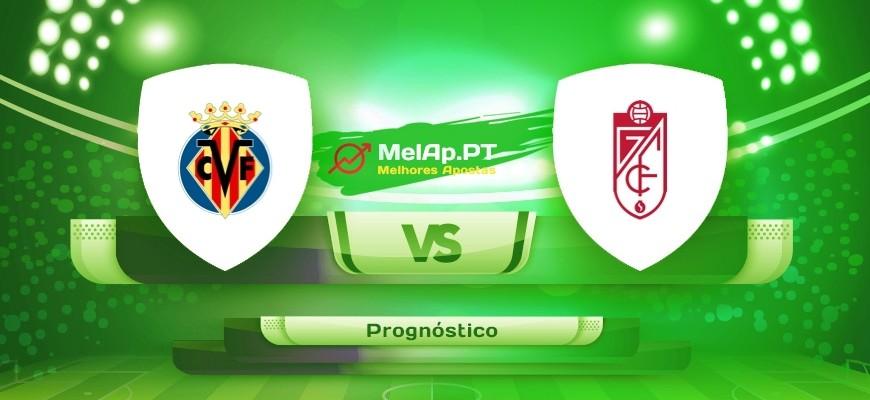 Villarreal vs Granada – 16-08-2021 18:00 UTC-0