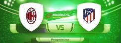 Ac Milan vs Atlético Madrid – 28-09-2021 19:00 UTC-0