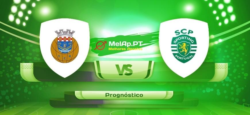 Arouca vs Sporting – 02-10-2021 19:30 UTC-0