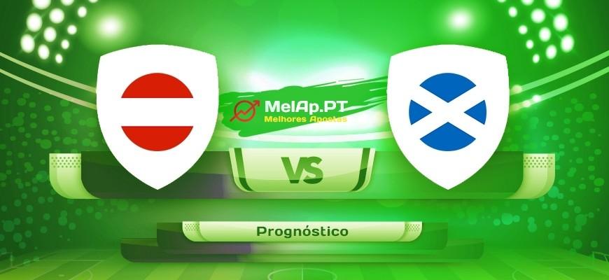 Áustria vs Escócia – 07-09-2021 18:45 UTC-0