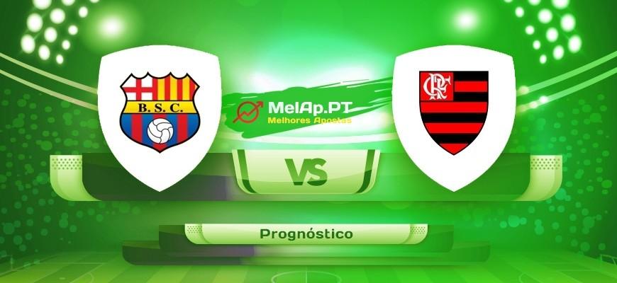 Barcelona Guayaquil vs Flamengo – 30-09-2021 00:30 UTC-0