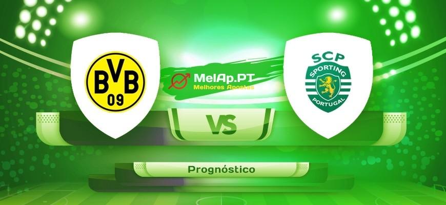 Borussia Dortmund vs Sporting – 28-09-2021 19:00 UTC-0