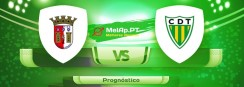 Braga vs Tondela – 20-09-2021 20:15 UTC-0