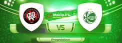 CA Paranaense PR vs EC Juventude RS – 18-09-2021 21:45 UTC-0