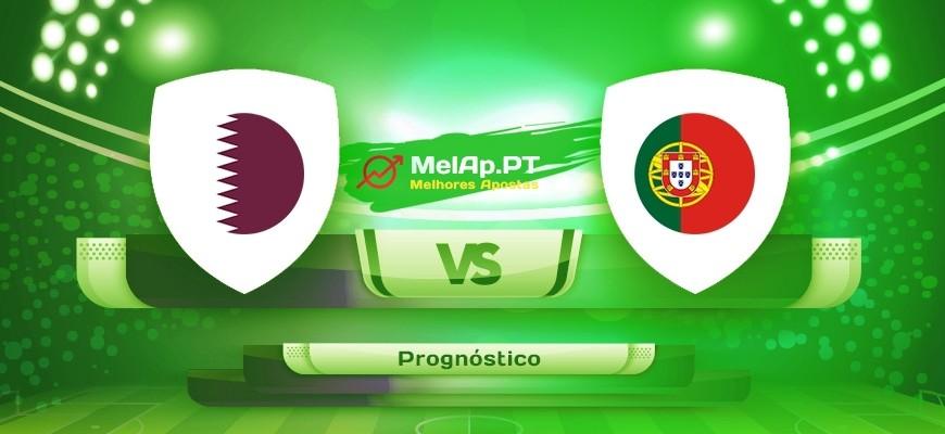 Catar vs Portugal – 04-09-2021 16:45 UTC-0
