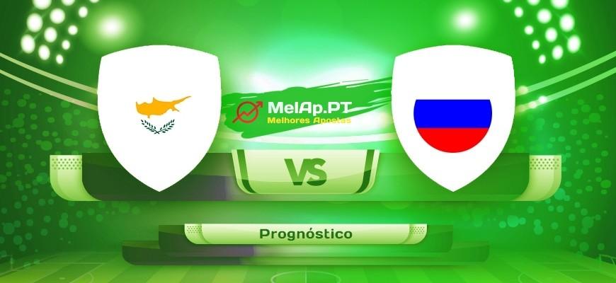 Chipre vs Rússia – 04-09-2021 16:00 UTC-0