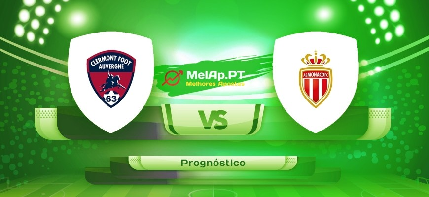 Clermont vs Mónaco – 26-09-2021 15:00 UTC-0