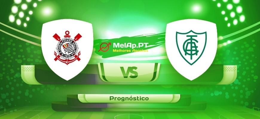 Corinthians vs América FC MG – 19-09-2021 21:15 UTC-0