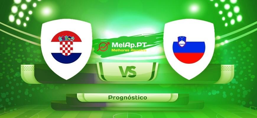Croácia vs Eslovénia – 07-09-2021 18:45 UTC-0