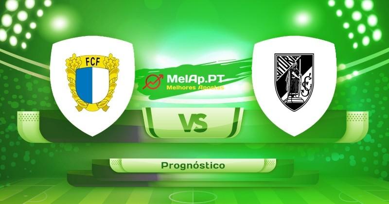 Famalicão vs Vitória Guimarães - 01-10-2021 20:15 UTC-0