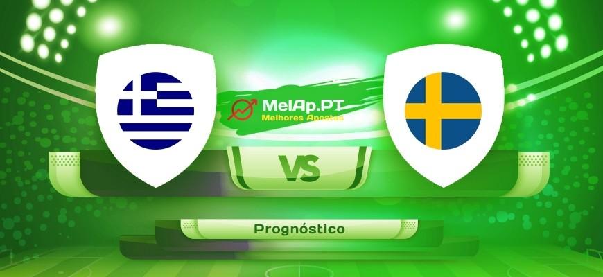 Grécia vs Suécia – 08-09-2021 18:45 UTC-0