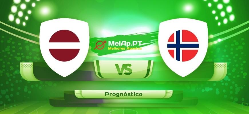 Letónia vs Noruega – 04-09-2021 16:00 UTC-0