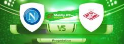 Nápoles vs Spartak Moscovo – 30-09-2021 16:45 UTC-0