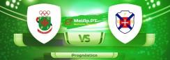 Paços Ferreira vs Belenenses – 27-09-2021 18:00 UTC-0