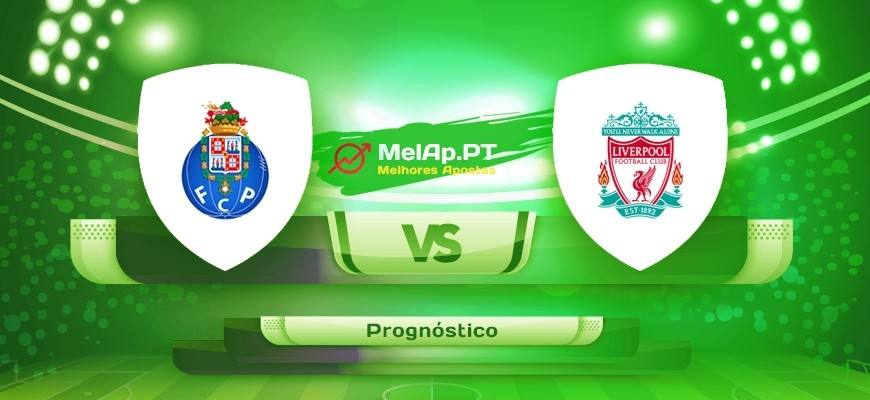Porto vs Liverpool FC – 28-09-2021 19:00 UTC-0