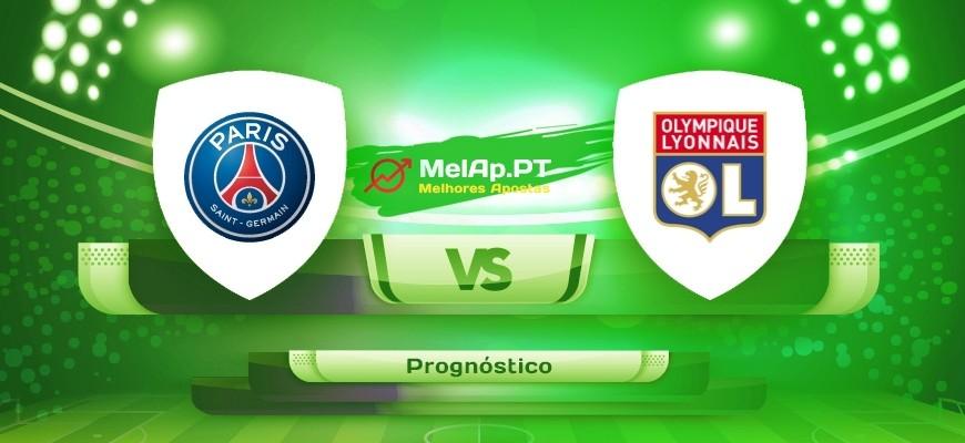 PSG vs Lyon – 19-09-2021 18:45 UTC-0