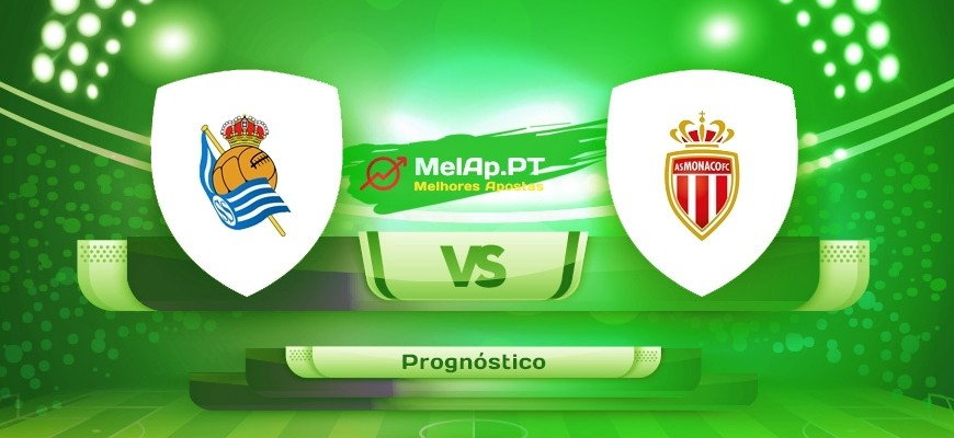 Real Sociedad vs Mónaco – 30-09-2021 16:45 UTC-0