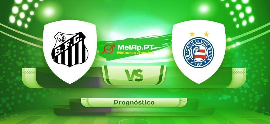 Santos vs EC Bahia – 12-09-2021 00:00 UTC-0