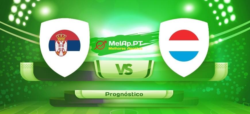 Sérvia vs Luxemburgo – 04-09-2021 16:00 UTC-0